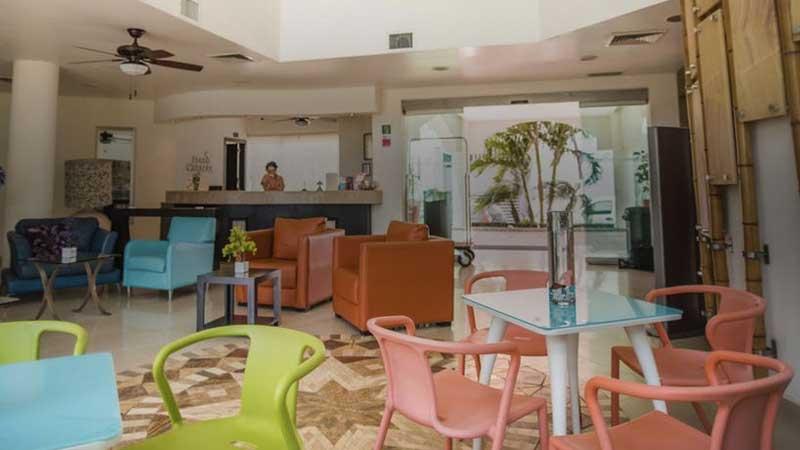hoteles playa caracol