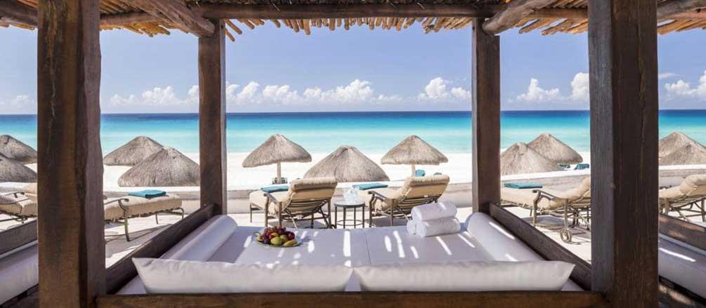 hotel marriott cancun